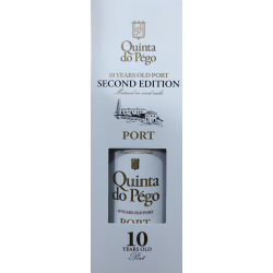 Quinta do PÉGO 10 Years Old PORT