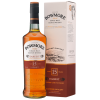 Bowmore 15 YO - Darkest, Sherry Cask, Islay Single Malt Scotch Whisky